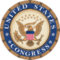 120px us congressional seal svg small square