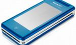 Sharp solar cell phone  landscape