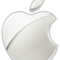 125px apple logo small square