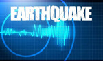 Earthquake  landscape