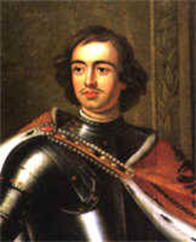 an analysis of the early years of the czar peter of russia And pictures about peter i (russia) called peter the great, was czar of russia from although peter carried out many reforms in his early years as czar.