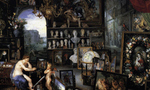 Northern renaissance screensaver 700 paintings tiny landscape