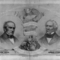 John bell and edward everett, constitutional union party small square