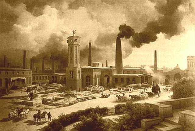 Industrial Revolution Coal Mines