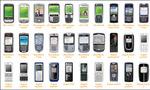 Phones  landscape
