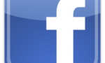 Facebook icon  landscape
