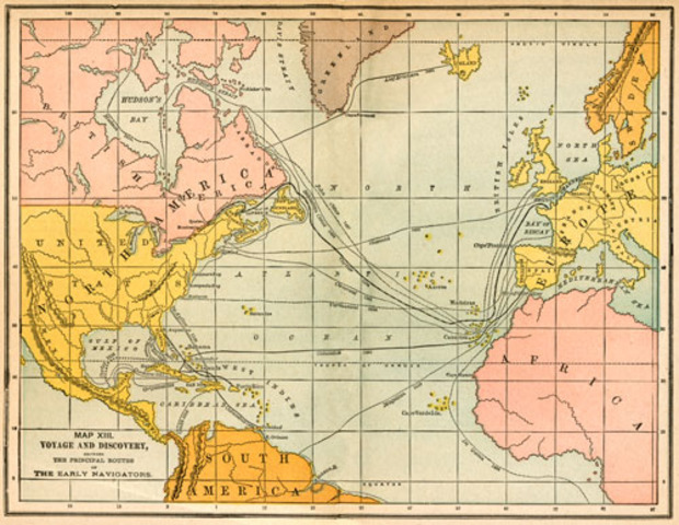 The Age Of Reconnaissance Discovery Exploration And: The World At 1450 Project Period 5 Timeline