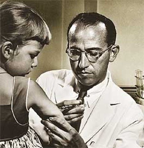 an introduction to the life of dr jonas edward salk Jonas edward salk, the legendary immunologist who earned the undying admiration of the american people but the scorn of his scientific peers with his dramatic discovery of the first polio vaccine, died friday of congestive heart failure.