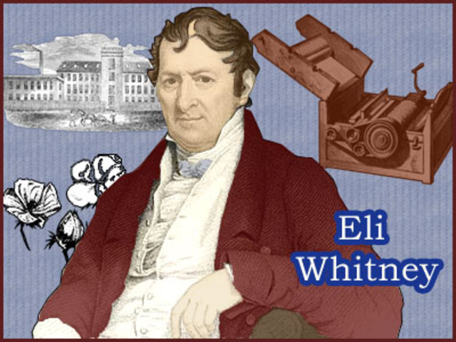 eli whitney and the cotton gin essay