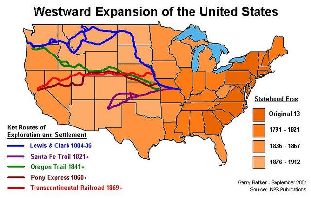 railroad westward expansion from 1860 to 1890 Get an answer for 'how did the railroad expansion affect the us economy' and find homework help for other history questions at enotes.