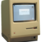 511px macintosh 128k transparency small square