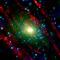M31 xray ir
