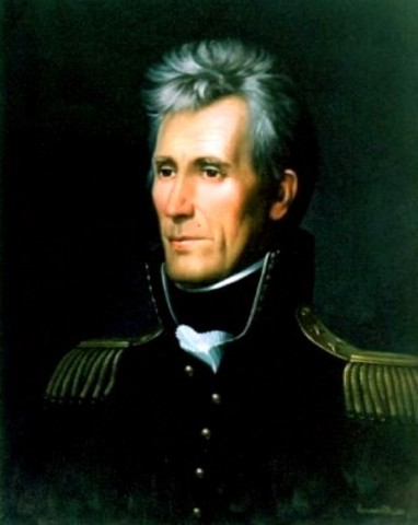 andrew jackson was a bad president essay