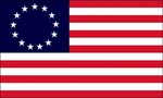 First american us flag 1777  landscape