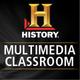 Icon history multimedia classroom