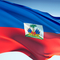 Haiti flag small square