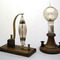 Swan edison light bulbs small square
