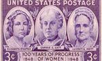 Postage stamp  landscape