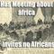 Afrikakonferenz