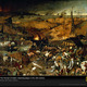 Bruegel the triumph of death
