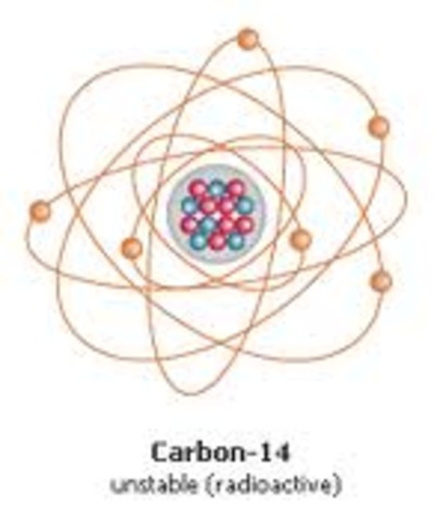 the 14 in carbon 14 dating
