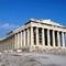 El partenon de la antigua grecia