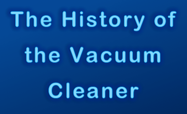 History Of The Vacuum Cleaner Timeline Timetoast Timelines
