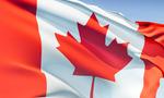 Canada flag  landscape