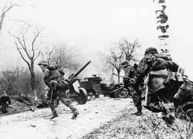 Battle of the Bulge - Wikipedia