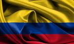 Bandera colombia  landscape