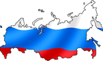 800px russian flag with map tiny landscape