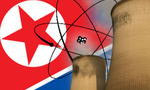 North korea nuclear weapons tiny landscape