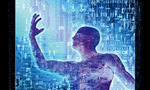 Man grasp technology  landscape