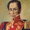 Simon bolivar small square