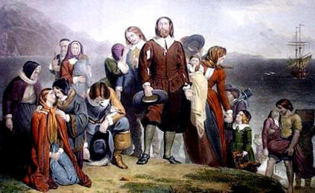 the long history of the puritans in america History lessons: grades 9-12 the puritans traveled to america to escape religious persecution and many lived long enough to be grandparents.