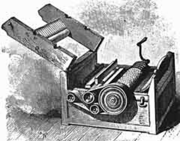 Cotton Gin timeline | Timetoast timelines