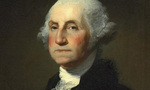 George washington picture  landscape