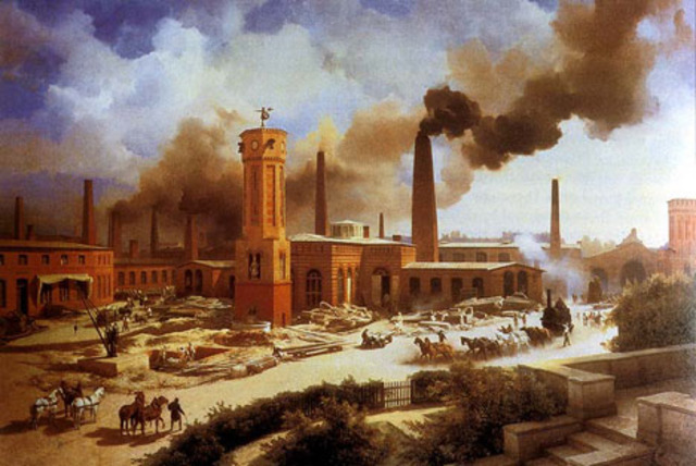 results of the second industrial revolution in the united states United states steel second industrial revolution: the second industrial revolution  the result was the sherman antitrust act of 1890.