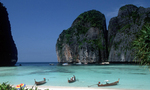 Koh phi phi island   thailand  landscape