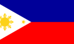 800px flag of the philippines  navy blue  svg  landscape