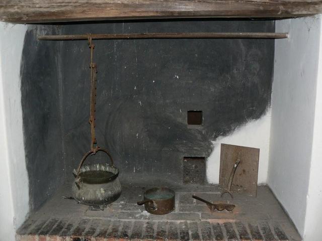 Evolucion de la estufa timeline timetoast timelines for Cocinas de hierro antiguas