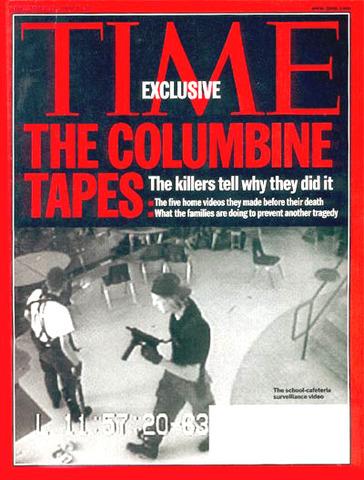 Columbine shooting date in Perth