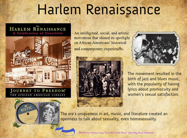 harlem renaissance and the surrealism historical periods essay Surrealism, biomorphic abstraction, the harlem renaissance surrealist automatism is different from mediumistic automatism  the harlem renaissance:.