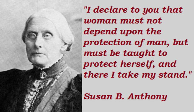 Susan B. Anthony - ThingLink