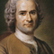Jean jacques rousseau (painted portrait)