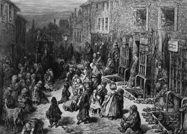 The society of britain during the late eighteenth and early nineteenth century