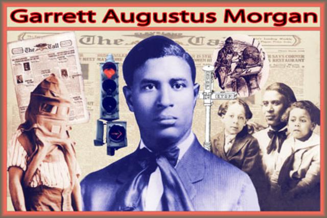 a biography of garret augustus morgan Garrett augustus morgan, an african-american inventor, was born in kentucky  in1877 to former slaves sydney morgan and elizabeth reed morgan.