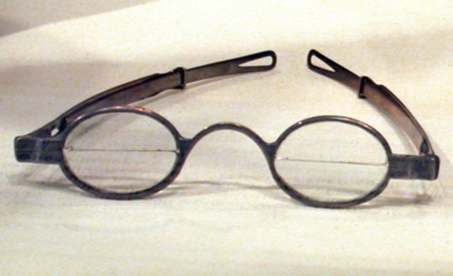 D Franklin Glasses