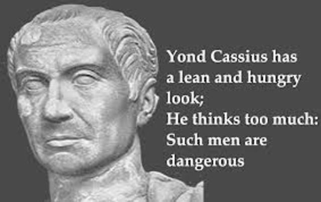 julius caesar play quotes