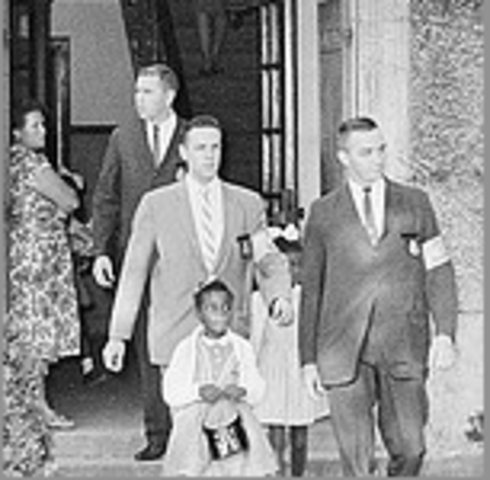 Through My Eyes, Book on Ruby Bridges timeline | Timetoast timelines